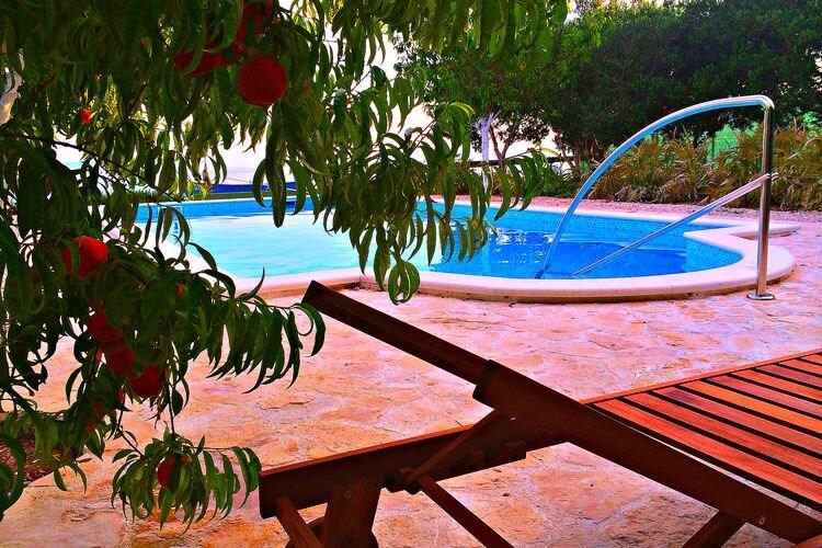 vakantiehuis Kroatië, Dalmatie, Split vakantiehuis HR-00002-48