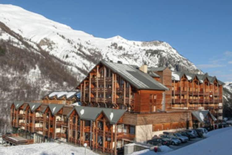 Vakantiehuizen Frankrijk   Rhone-alpes   Appartement te huur in Valloire met zwembad  met wifi 7 personen