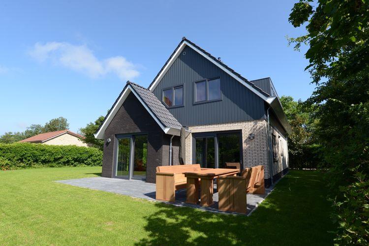 Prachtige luxe villa gelegen tussen Den Burg en de Koog
