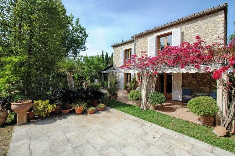 Vakantiehuizen Mallorca te huur Selva- ES-07313-14 met zwembad nabij Strand met wifi te huur