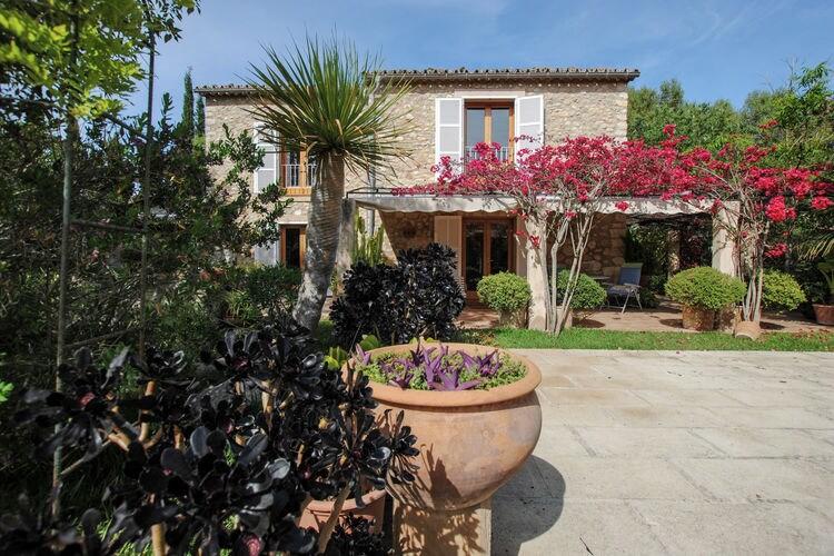Villa Spanje, Mallorca, Selva Villa ES-07313-14