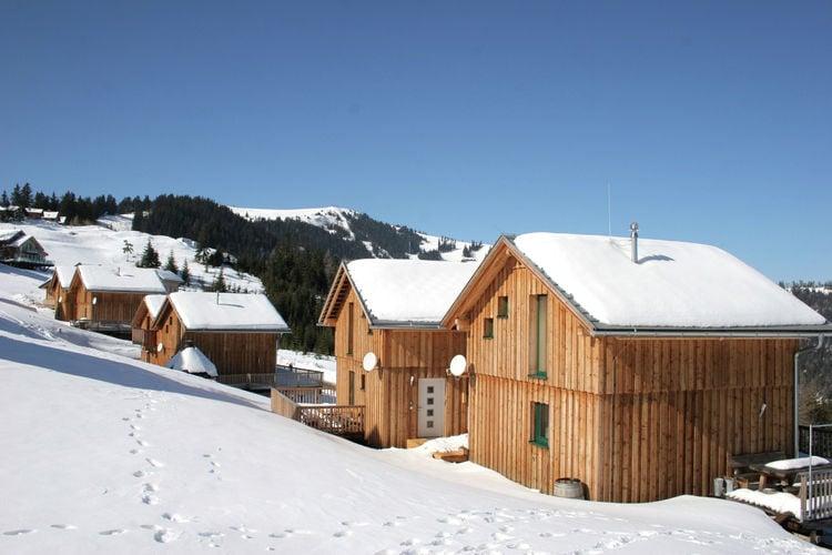 Chalet Oostenrijk, Kaernten, Klippitztörl Chalet AT-9462-30
