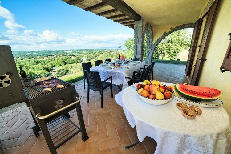 Villa Italië, Lazio, Montefiascone Villa IT-00015-78