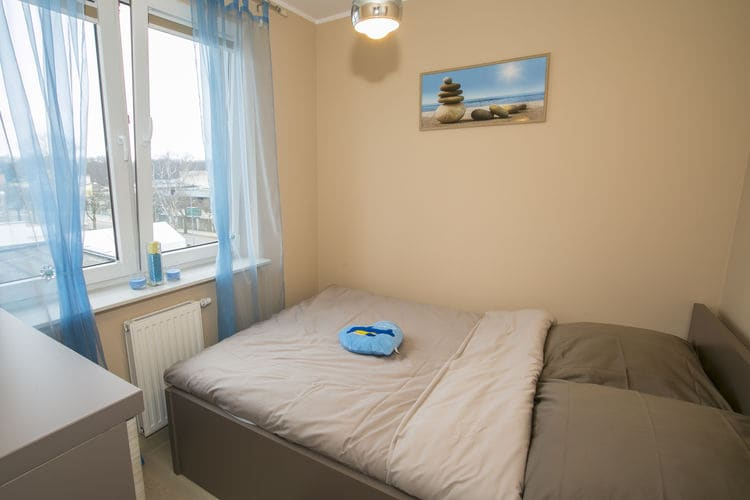 Vakantiewoning Polen, wepo, Kołobrzeg Appartement PL-78100-01