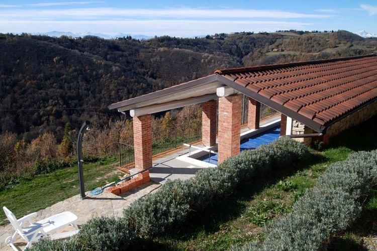 Villa Vignotti  Piedmont Italy