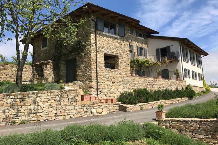 Piemonte Vakantiewoningen te huur Villa Vignotti