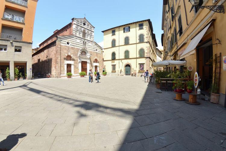 Appartement in het historische centrum van Lucca, ideaal voor een stadsbezoek