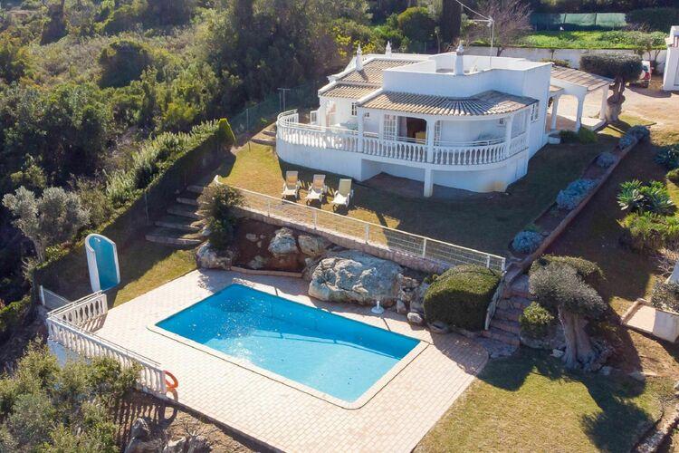 Vakantiehuis met zwembad met wifi  AlbufeiraVila Gabi