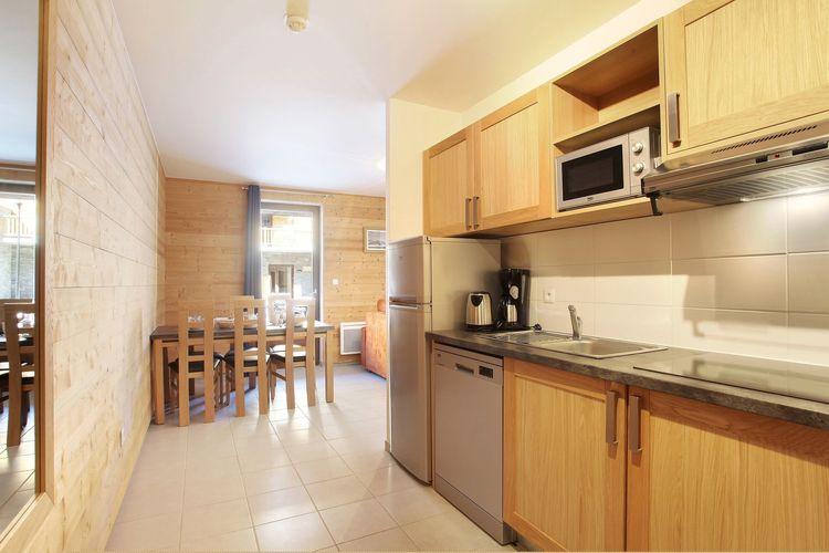 Appartement Frankrijk, Rhone-alpes, La Clusaz Appartement FR-74220-01