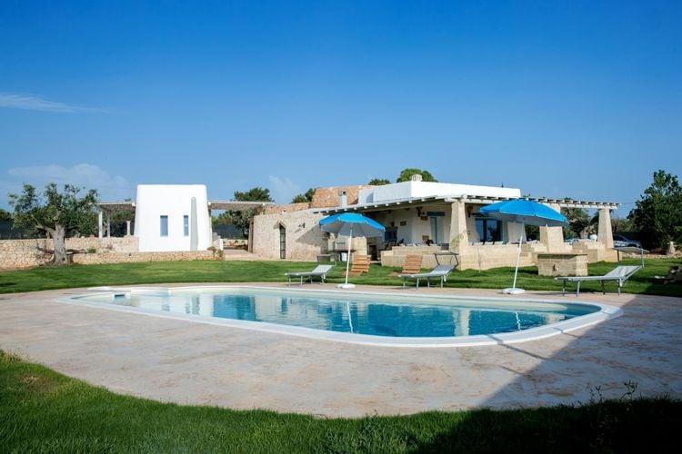 Vakantiewoning Italië, Puglia, Torre Suda Villa IT-00015-87