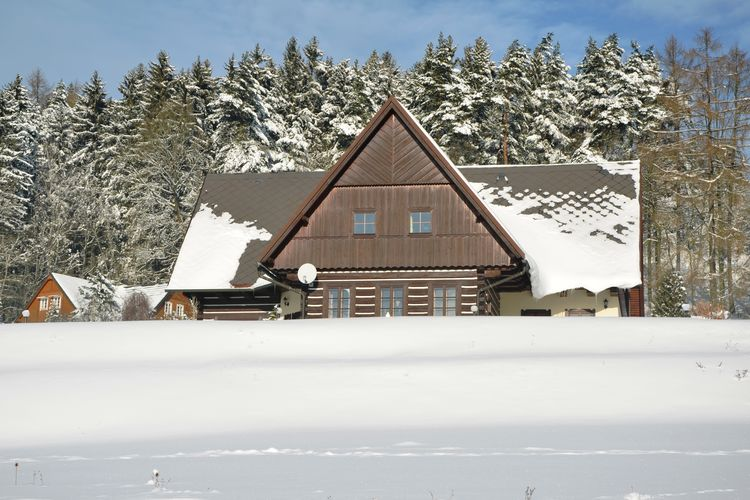Tsjechie | Reuzengebergte-Jzergebergte | Villa te huur in Stupna   met wifi 10 personen