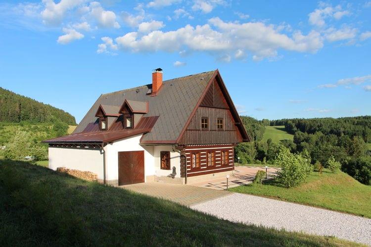 Location maison indépendante vacances Stupná