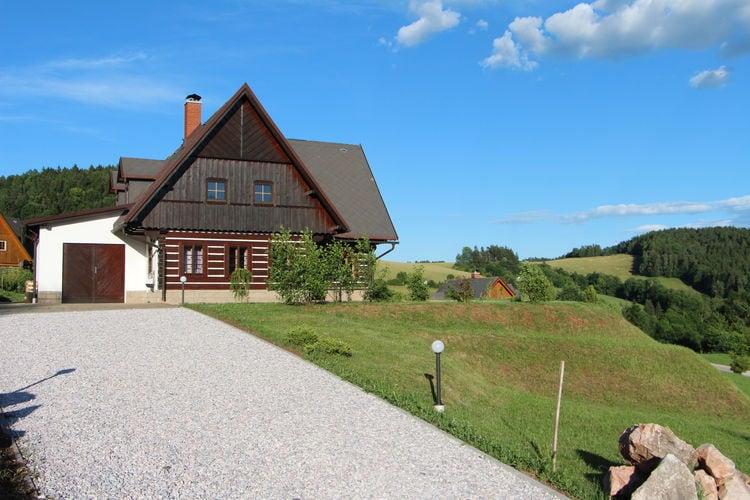 Vakantiewoning Tsjechië, Reuzengebergte - Jzergebergte, Stupná Villa CZ-50782-16