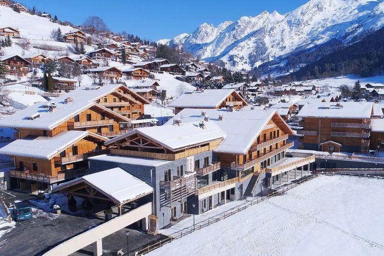 Vakantiehuizen Frankrijk | Rhone-alpes | Appartement te huur in La-Clusaz   met wifi 6 personen