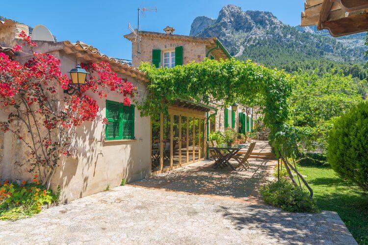vakantiehuis Spanje, Mallorca, Biniaraix, Illes Balears vakantiehuis ES-00006-93
