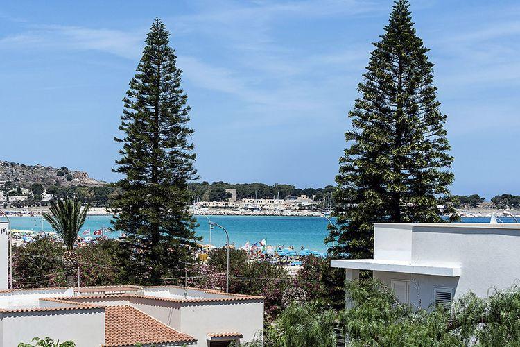 Vakantiehuis  met wifi  San Vito lo Capo  Delfino