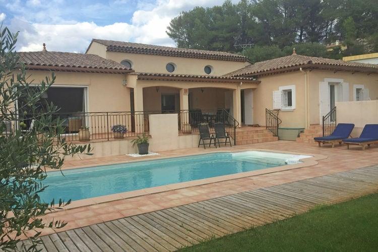 Villa Liberte Flayosc Provence Cote d Azur France