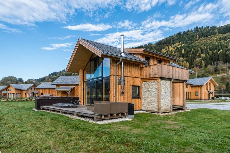 Vakantiehuizen Oostenrijk | Steiermark | Chalet te huur in Murau met zwembad  met wifi 12 personen