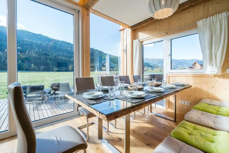 Chalet Oostenrijk, Steiermark, Murau Chalet AT-8850-24