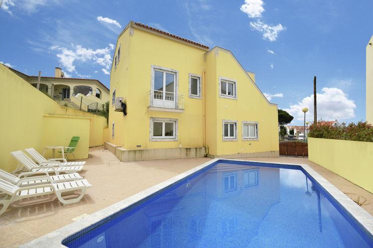 Vakantiehuizen Lisboa te huur Nadadouro- PT-0001-40 met zwembad nabij Strand met wifi te huur