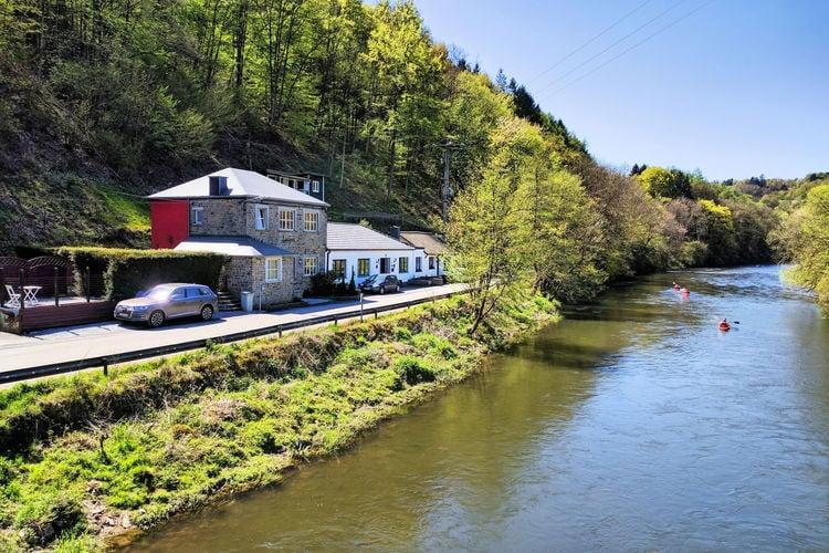 Woning Belgie | Luxemburg | Vakantiehuis te huur in Verlaine-sur-Ourthe   met wifi 6 personen
