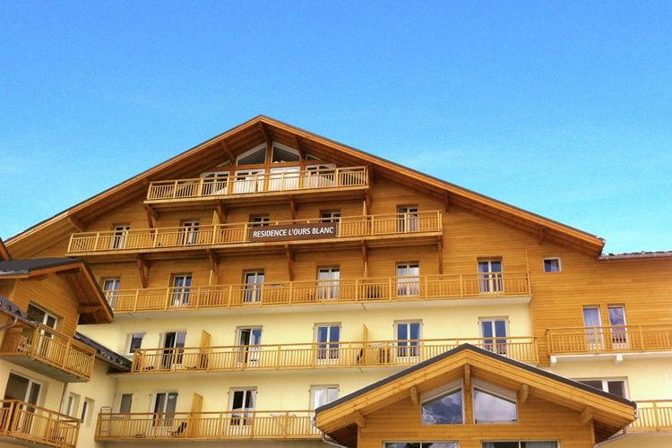 Les-Deux-Alpes Vakantiewoningen te huur Prettige résidence met overdekt zwembad in hartje Les Deux Alpes