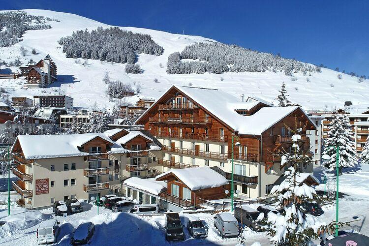 Vakantiehuizen Frankrijk | Rhone-alpes | Appartement te huur in Les-Deux-Alpes   met wifi 6 personen