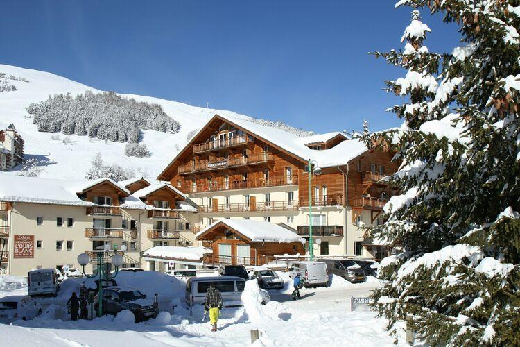 Vakantiehuizen Frankrijk | Rhone-alpes | Appartement te huur in Les-Deux-Alpes   met wifi 8 personen