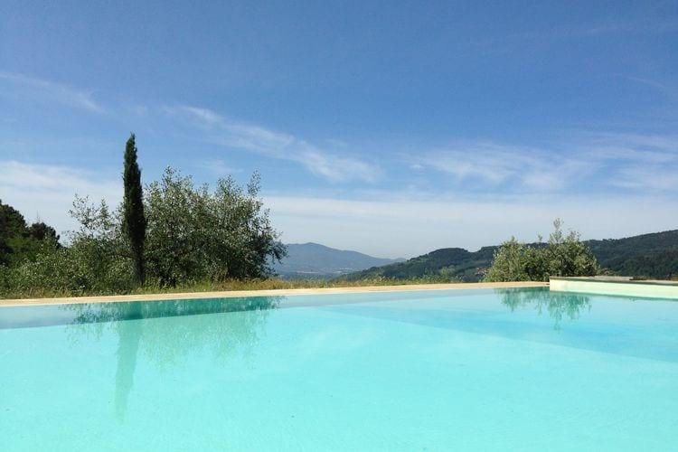 Vakantiehuis met zwembad met wifi  ToscanaNelverde