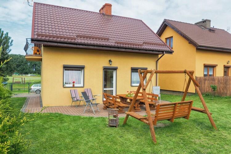 Vakantiehuizen Polen | Wepo | Vakantiehuis te huur in Rusinowo   met wifi 6 personen