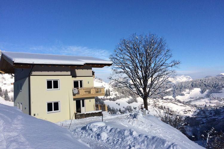 Vakantiehuizen Oostenrijk | Tirol | Appartement te huur in Oberau   met wifi 4 personen