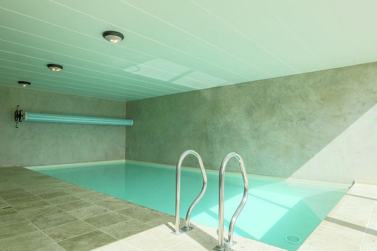 Belgie | Luxemburg | Vakantiehuis te huur in Nadrin met zwembad  met wifi 18 personen