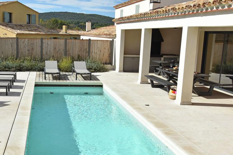 Villa Frankrijk, Provence-alpes cote d azur, Malaucène Villa FR-84340-31