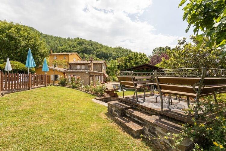 Vakantiehuizen Italie | Umbrie | Vakantiehuis te huur in Assisi met zwembad  met wifi 5 personen
