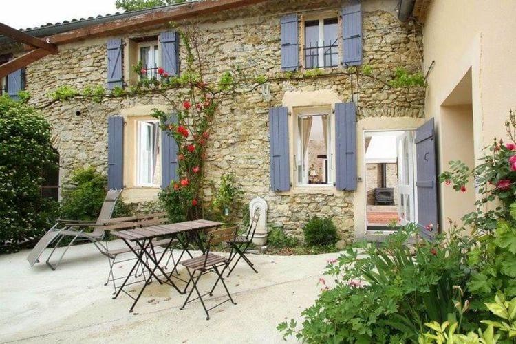 Vakantiehuizen Frankrijk | Drome | Boerderij te huur in Pont-De-Barret met zwembad  met wifi 2 personen