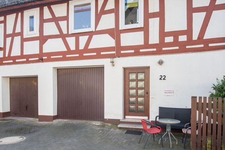 Vakantiehuizen Duitsland   Sauerland   Appartement te huur in Battenberg   met wifi 3 personen