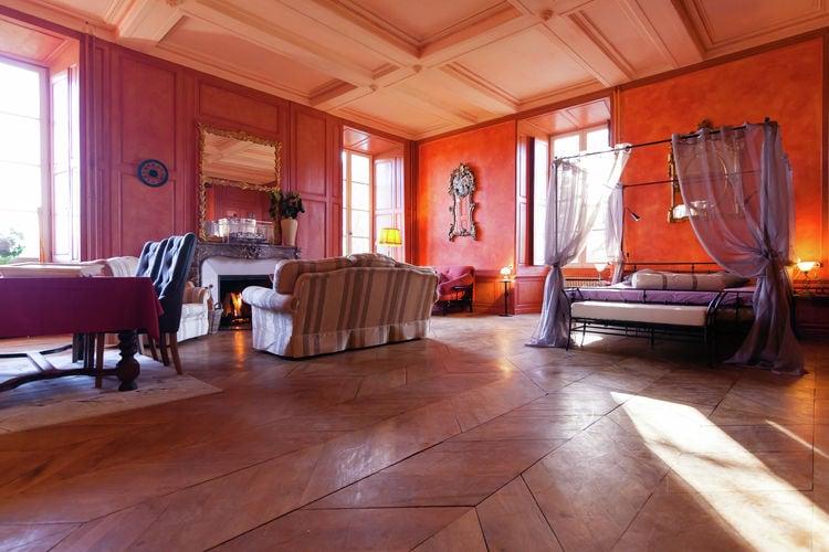 Kasteel Frankrijk, Dordogne, Chalais Kasteel FR-24800-14