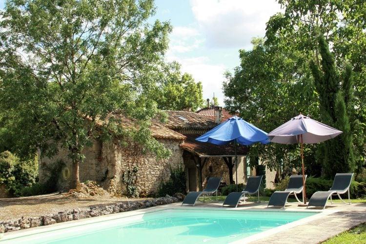 vakantiehuis Frankrijk, Midi-Pyrenees, Bourg-De-Visa vakantiehuis FR-00008-61