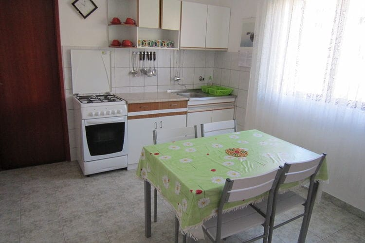 Appartement Kroatië, eld, Pag Appartement HR-00002-67