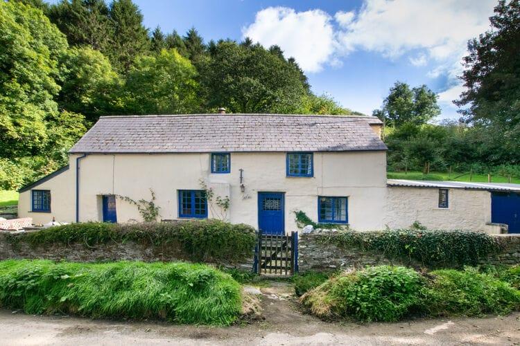 Vakantiehuizen Grootbrittannie | Devon | Vakantiehuis te huur in Cornwall   met wifi 5 personen