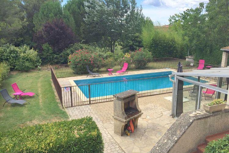 vakantiehuis Frankrijk, Languedoc-roussillon, Saint-Chaptes vakantiehuis FR-30190-13