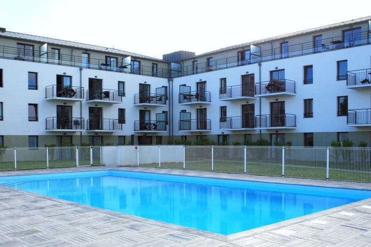 Appartement met zwembad met wifi  ConcarneauRésidence Thalasso Concarneau 2