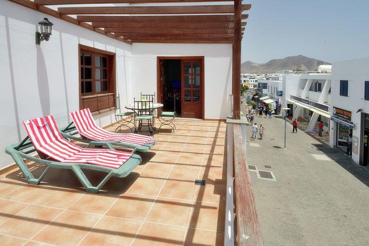 Vakantiehuizen Playa-Blanca te huur Playa-Blanca- ES-35580-27   met wifi te huur