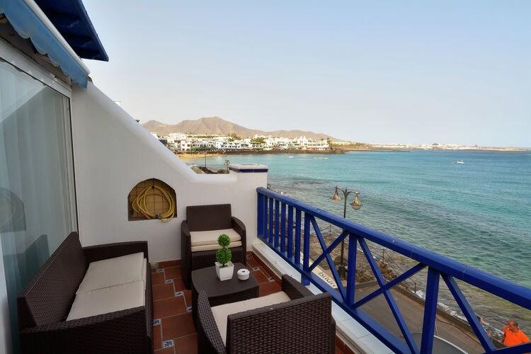 Appartement huren in Playa-Blanca -   met wifi  voor 6 personen