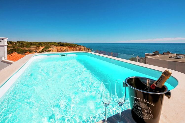 vakantiehuis Portugal, Algarve, Benagil vakantiehuis PT-8400-42