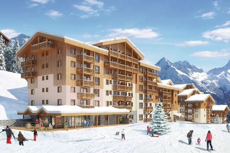 Résidence Prestige Front de Neige 3 - Apartment - Plagne Villages