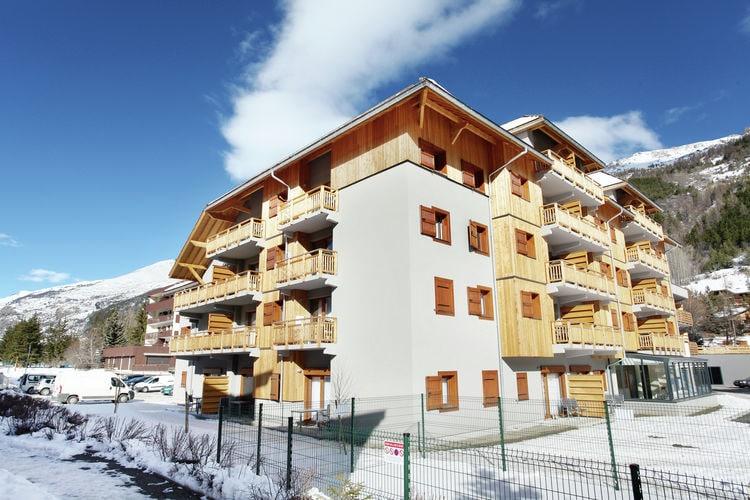 Appartement  met wifi  La Salles les Alpes  Gloednieuwe appartementen met overdekt zwembad nabij de liften in Serre-Chevalie
