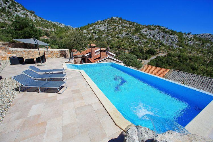 vakantiehuis Kroatië, Dalmatie, Starigrad - Paklenica vakantiehuis HR-00002-75