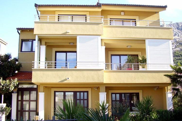 Appartement Kroatië, Dalmatie, Zrnovnica Appartement HR-21251-01