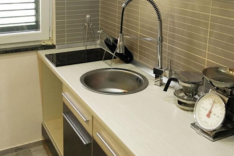Appartement Kroatië, Dalmatie, Sveti Filip I Jakov Appartement HR-00002-78